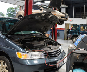 A/C Diagnosis and Repair Services | Edgewater Auto Service