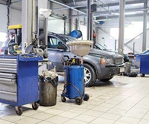 Factory Scheduled Services | Edgewater Auto Service