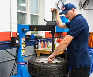 Tires and Alignments Services | Edgewater Auto Service